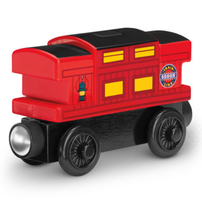 Fisher-Price Thomas & Friends Wooden Railway Musical Caboose
