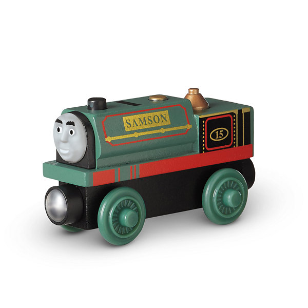 Thomas & Friends Wooden Railway Samson