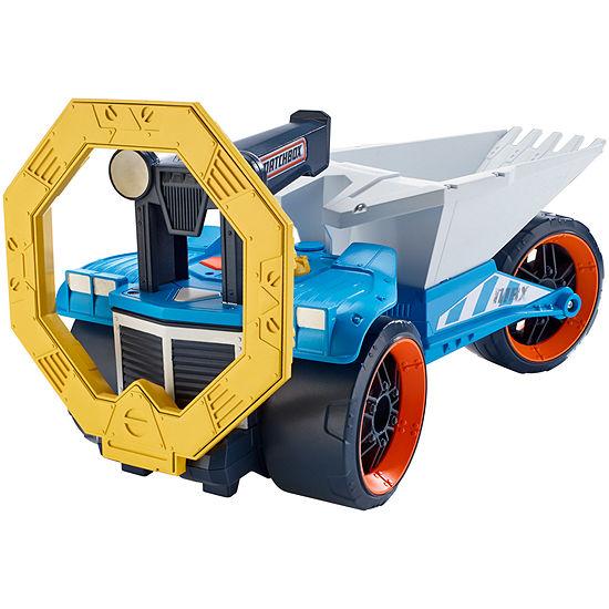 Matchbox Treasure Truck