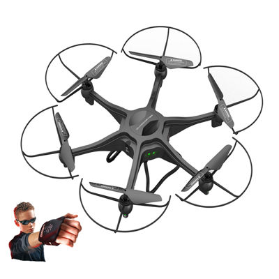 Force Flyers - Adventurer 47cm Motion Control Drone with WiFi Camera