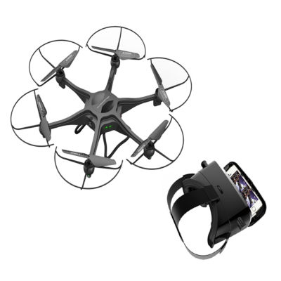 Force Flyers - HeadsUp VR Explorer 32cm Motion Control Drone