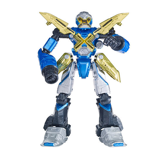 Bandai America - Mech-X4 10 Inch Battle Robot