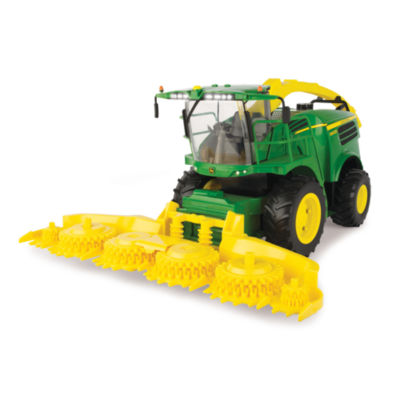 TOMY - ERTL John Deere Big Farm 8600 Self-Propelled Forage Harvester