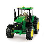 Tomy John Deere 7270r Tractor With Removable Loader