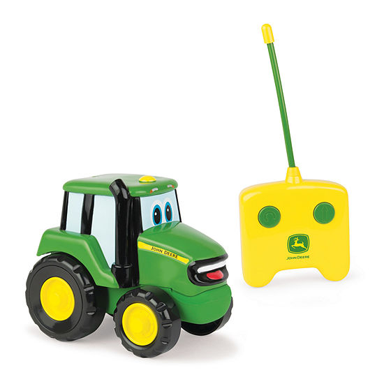 Tomy John Deere Remote Control Johnny Tractor