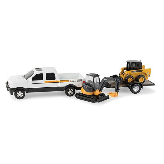 Tomy John Deere Construction Set