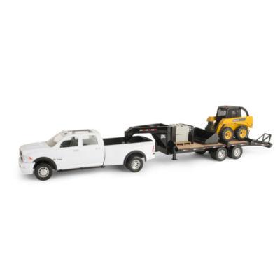 TOMY - ERTL John Deere Big Farm Ram 3500 Construction Set