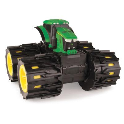 TOMY - John Deere Monster Treads Mega Monster Wheels