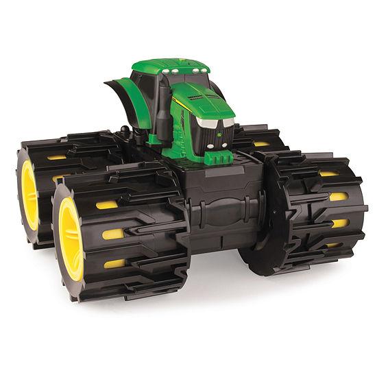 Tomy John Deere Monster Treads Mega Monster Wheels
