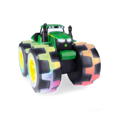 TOMY - John Deere Monster Treads Deluxe Lightning Wheels