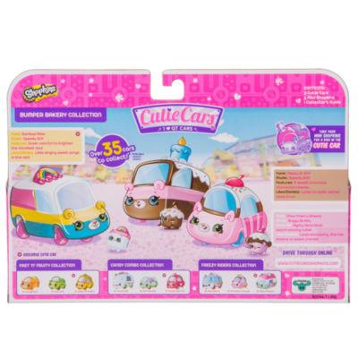 Shopkins - Cutie Cars 3 Pack - Bumper Bakery