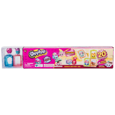 Shopkins - Series 8 Mega Pack Wave 3 - Colors and Styles Will Vary