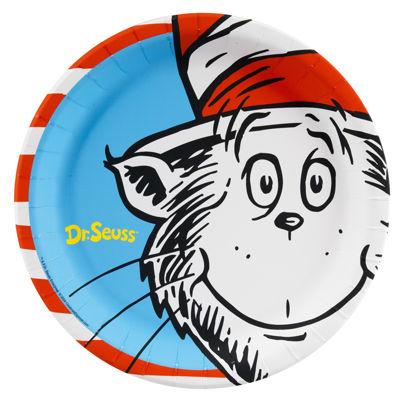Dr. Seuss - Dinner Plate