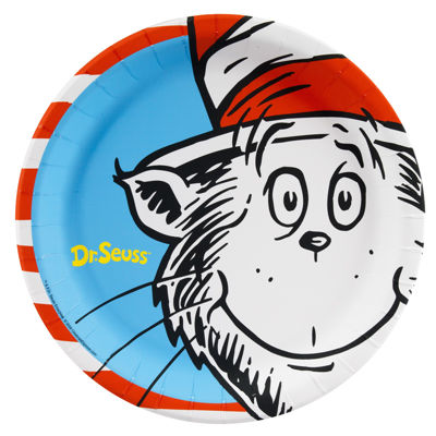 Dr. Seuss - Dinner Plate