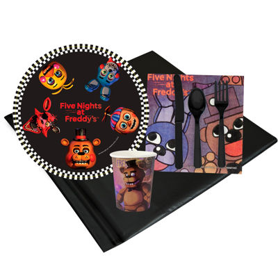 Five Nights at Freddy's Guest Party Pack