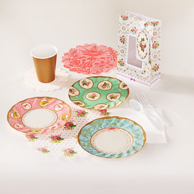 Frills & Frosting 24 Guest Party Pack