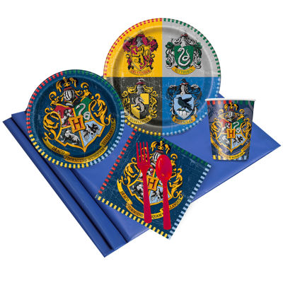 Harry Potter Guest Party Pack