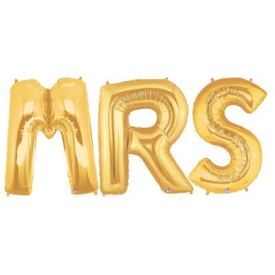 Jumbo Foil Balloons-MRS