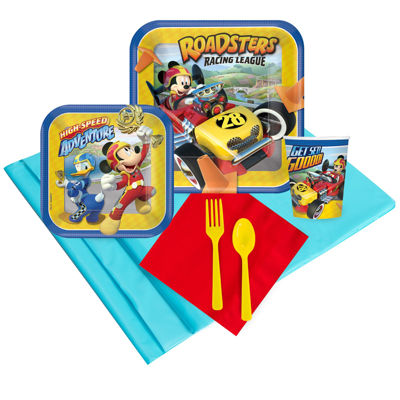 Mickey Roadster Guest Party Pack