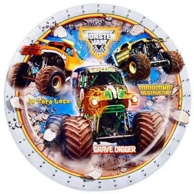 Monster Jam 3D - Dinner Plate