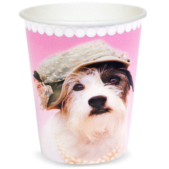 Racahel Hale Glamour Dogs - 9 oz. Cup