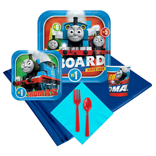 Thomas All Aboard Guest Party Pack