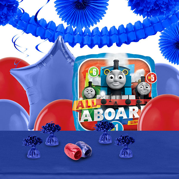 Thomas All Aboard Decoration Kit