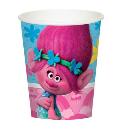 Trolls 9oz Paper Cups