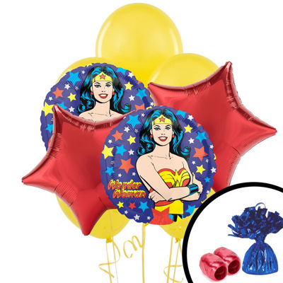Mighty Girl Power Balloon Bouquet