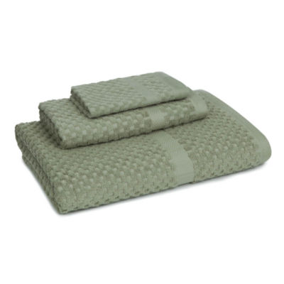 Honeycomb 3-pc. Bath Towel Set