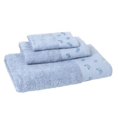 Butterfly 3-pc. Bath Towel Set