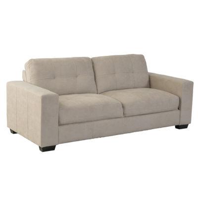 CorLiving Club Tufted Chenille Fabric Sofa