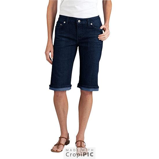 "Dickies® 13"" Slim Stretch Denim 5-Pocket Short - Plus"
