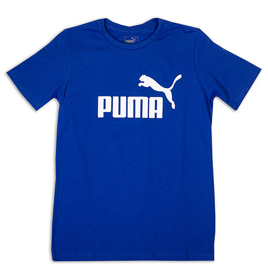 Puma Kids Apparel Graphic T Shirt Preschool Boys