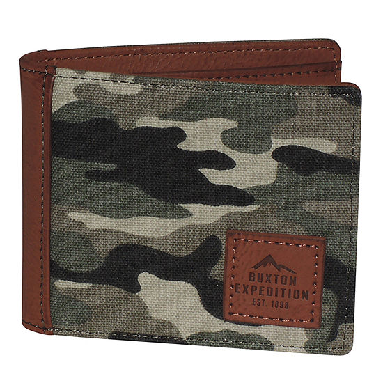 Buxton® Expedition Slimfold Wallet