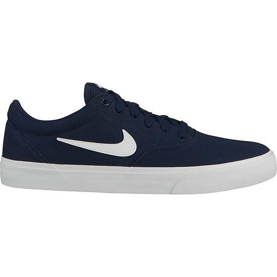 Nike Charge Unisex Skate  Lace-up Shoes