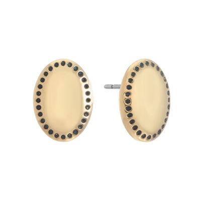 Monet Jewelry 15mm Stud Earrings