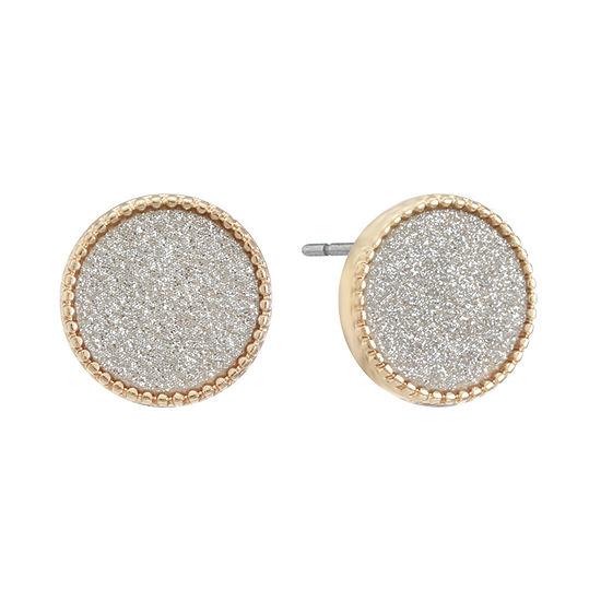 Monet Jewelry 14.5mm Stud Earrings