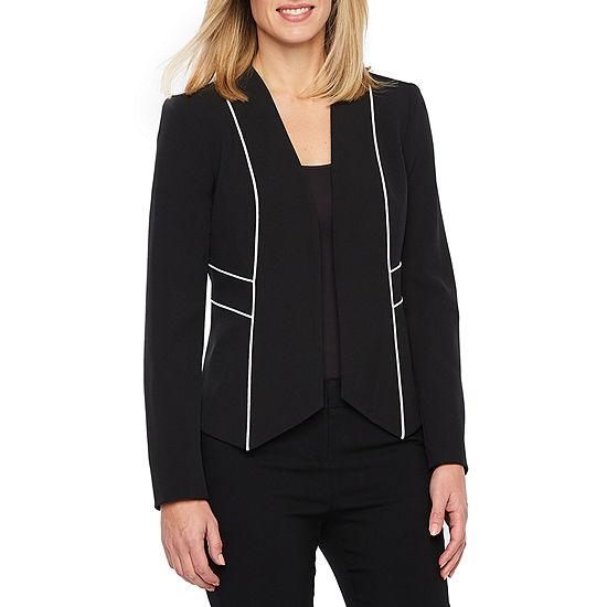 Black Label by Evan-Picone Suit Jacket