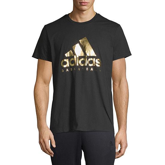 adidas Men's Gold Foil T-Shirt