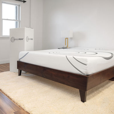 "SensorPEDIC® 8"" Memory Foam Mattress"