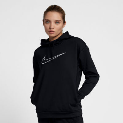 Nike Womens Hooded Neck Long Sleeve Sweatshirt
