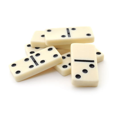 Totes Travel Domino Game