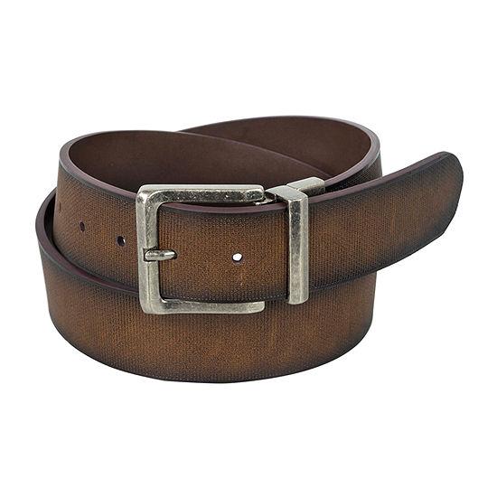 Dallas + Main Casual Reversible Belt