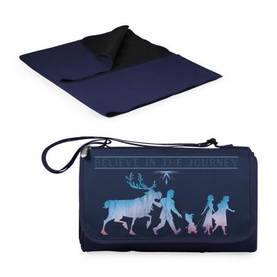 Frozen 2 Outdoor Picnic Blanket Tote