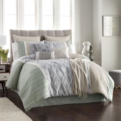 JCPenney Home Jasper 10-pc. Comforter Set