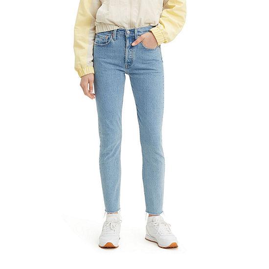 Levi's® Water<Less™ Womens 501™ Skinny Jean