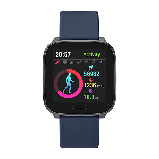Iconnect By Timex Active Mens Smart Watch-Tw5m34300so