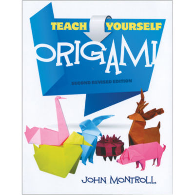 Dover Publications Teach Yourself Origami