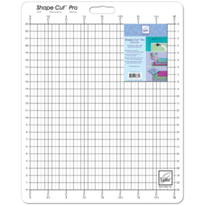 "Shape Cut Pro Ruler – 20 x 23"""